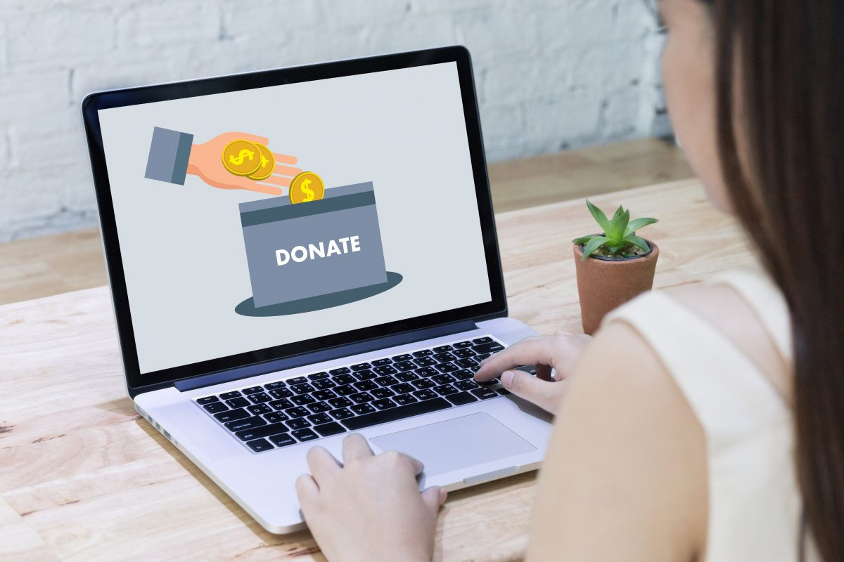 Charitable Online Donations
