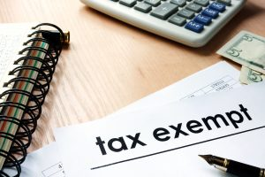 2020 Changes in Tax Exemption