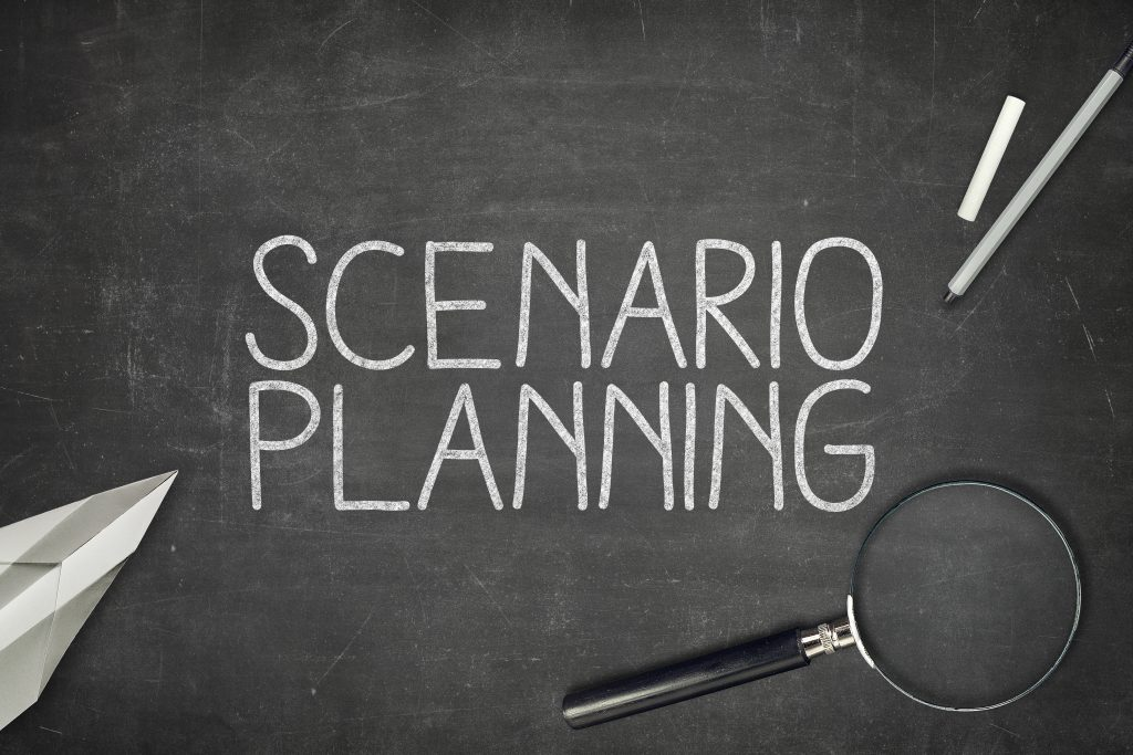 Scenario planning for NPO's part 1
