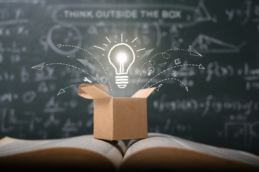 Nonprofits Thinking Outside the Box