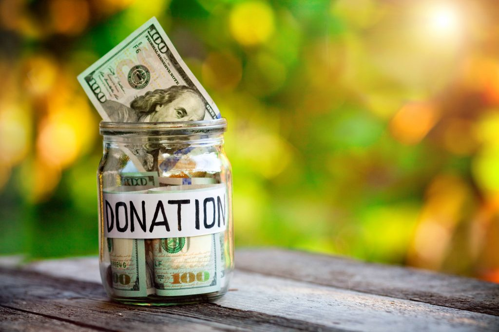 Donation Related Policies