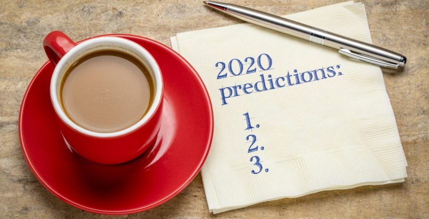 Predictions for 2020 Were Very Wrong
